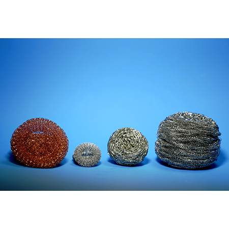 Stainless Steel Scourers - SSW4